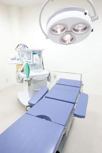手術室 もりクリニック 日帰り手術