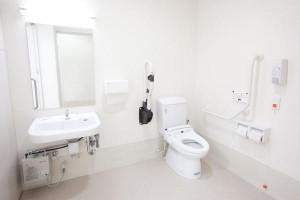 安心なトイレ